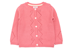 Noa Noa Miniature cardigan Vaga salmon rose
